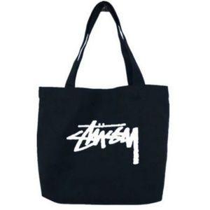 STUSSY Unisex Tote Bag